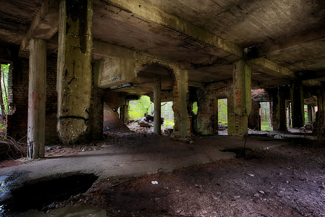 Prora Ruinen