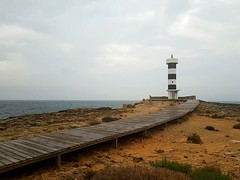This simple (but pretty) lighthouse is about 200 meters from my accommodation. But to me, this photo is not just about this. It's about the morning that started with a light jog following the coast. It's about me starting up again and again even when I br