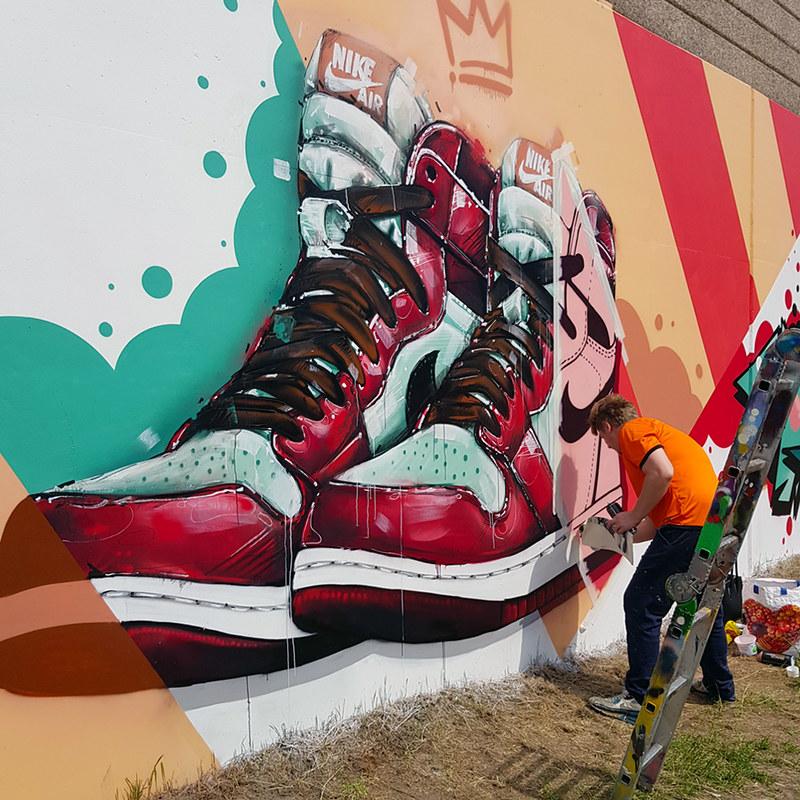 AirJordanGraffiti