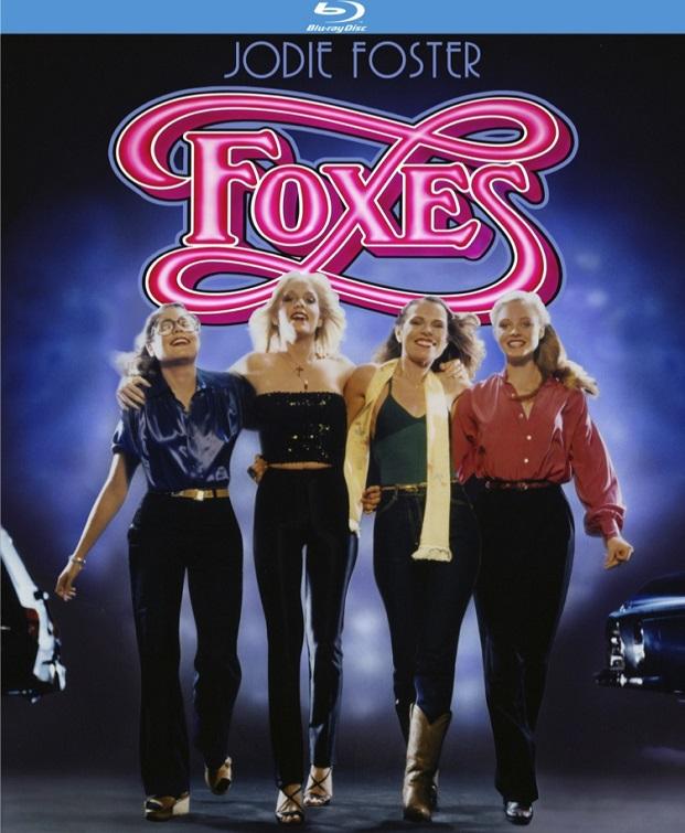 Foxes (1980) Audio Latino BRRip 720p Dual Latino Ingles Mega