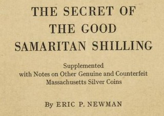 Secret of the Good Samaritan Shilling