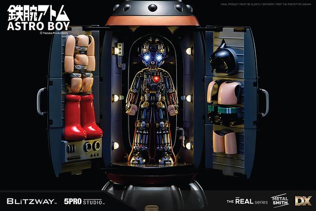 為人類福祉奮鬥的機械和平使者!5PRO STUDIO《原子小金剛》(鉄腕アトム Astro Boy)