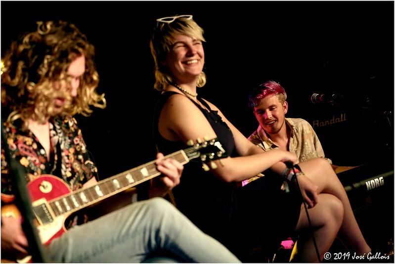 Dave, Janne & Sonny