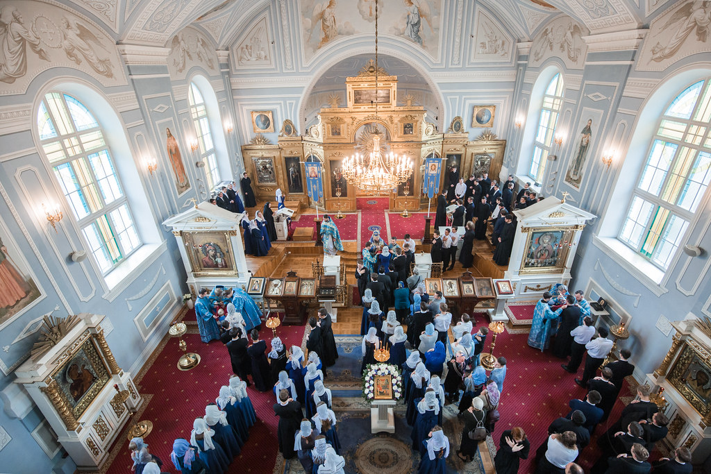 20-21 сентября 2019, Рождество Пресвятой Богородицы / 20-21 September 2019, The Nativity of Our Most Holy Lady the Theotokos