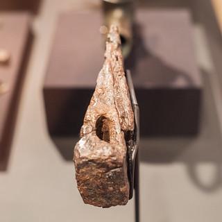 Roman iron axe