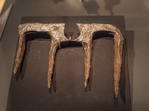 Roman iron fork