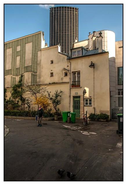 DSC_1403 , Villa du Mont Tonnerre ,Paris, 15ème