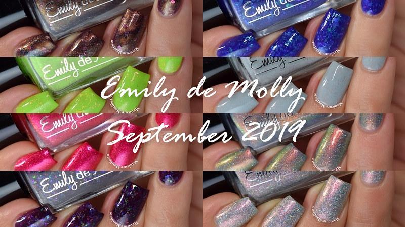 Emily De Molly September 2019 Release
