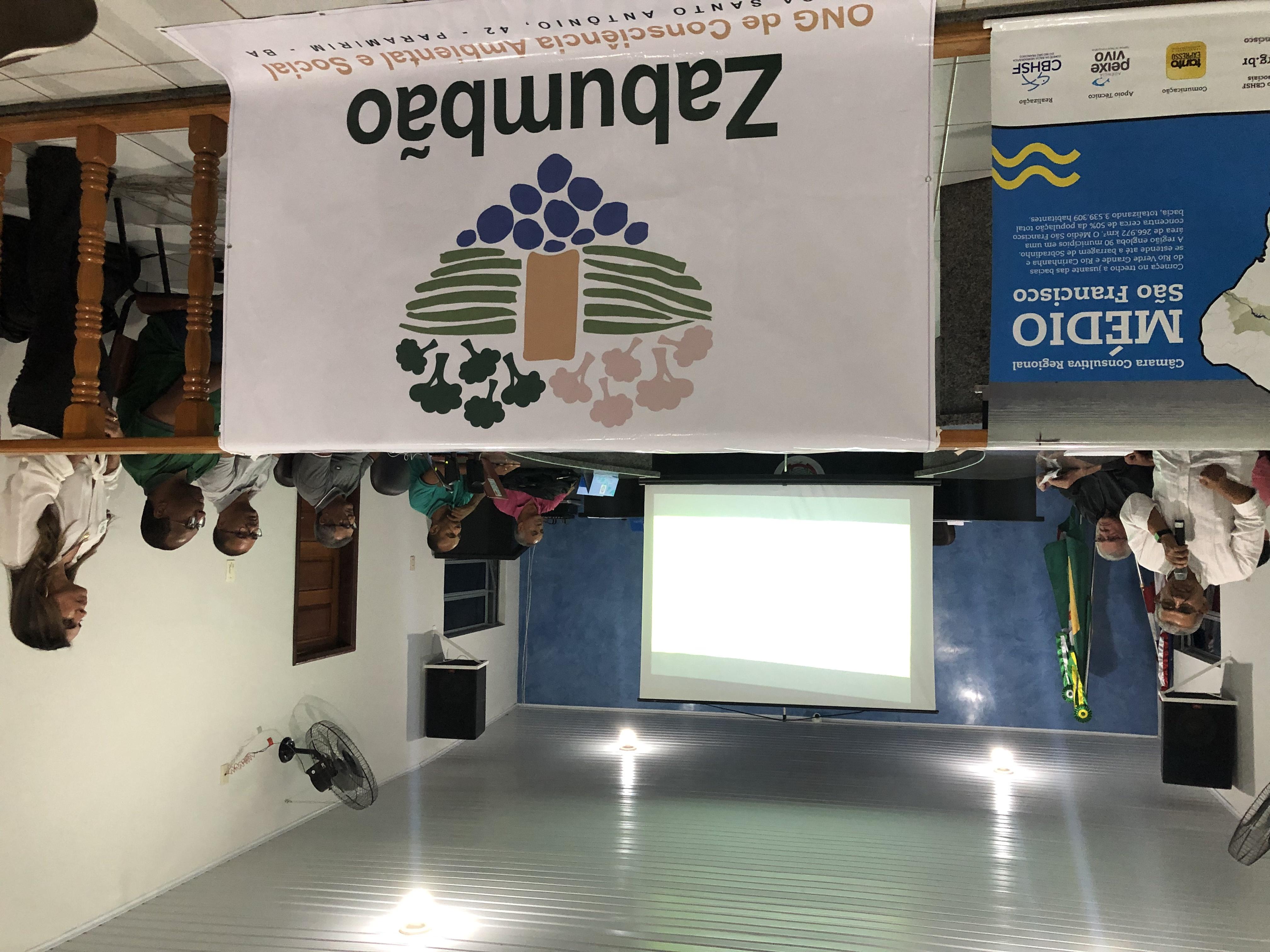 Audiencia Publica sobre recuperação hidroambiental às margens do Rio Paramirim - 19 de setembro de 2019 - Paramirim