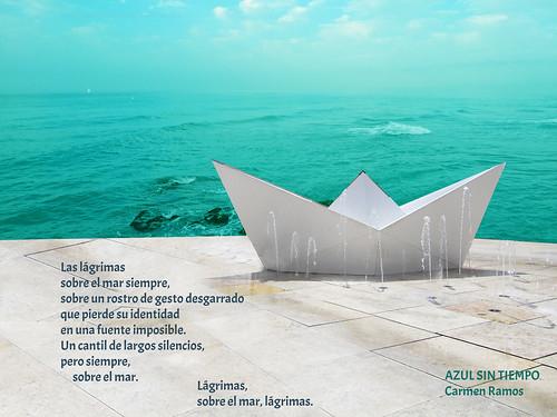 Tiempo de arena: poemas visuales
