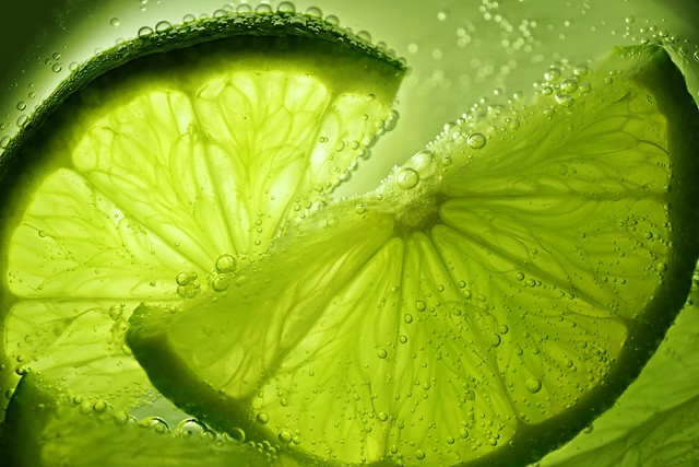 The Colors of Lime