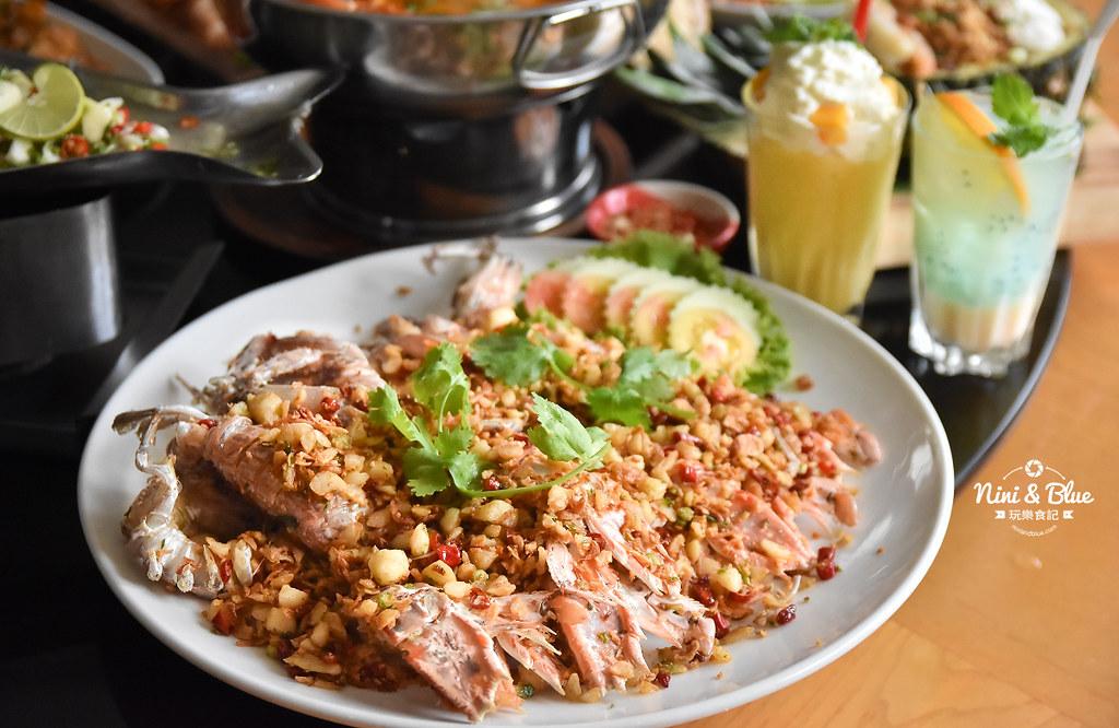 Savoey Seafood泰國曼谷海鮮餐廳 玻璃屋14
