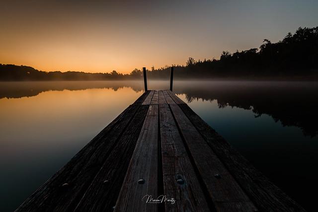 Sunrise Husemersee 21.09.2019