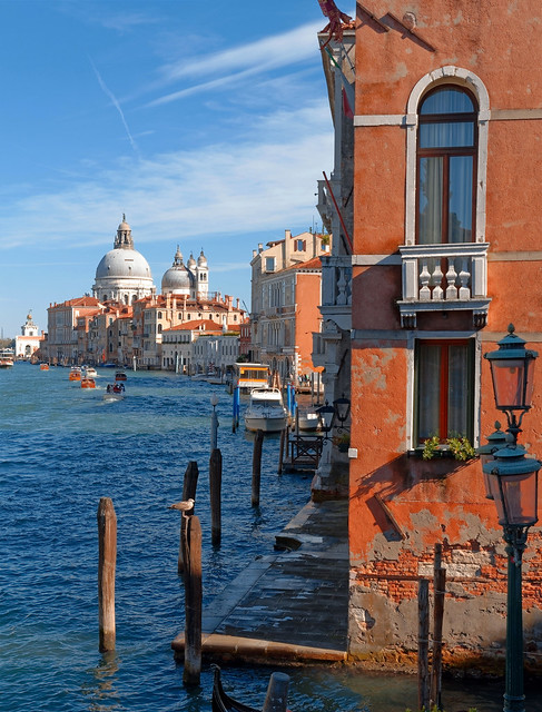 Venezia / From the Accademia