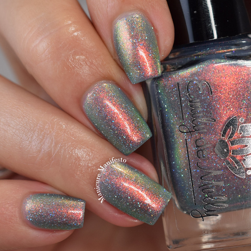 Emily De Molly Riot Of Shadows swatch