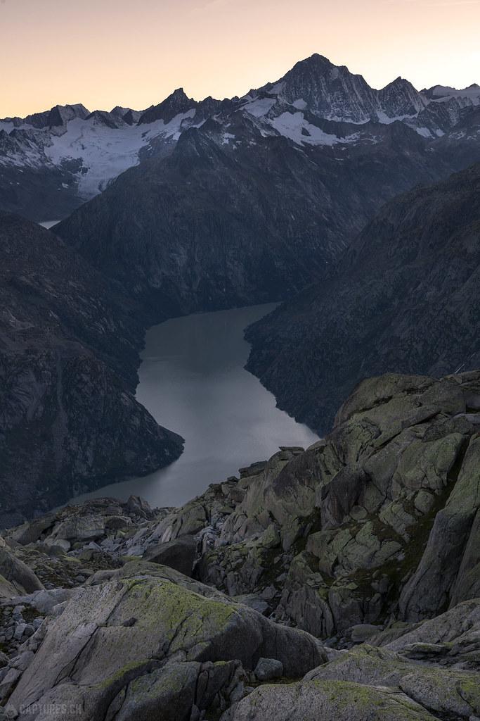 Swiss Fjord - Grätlisee