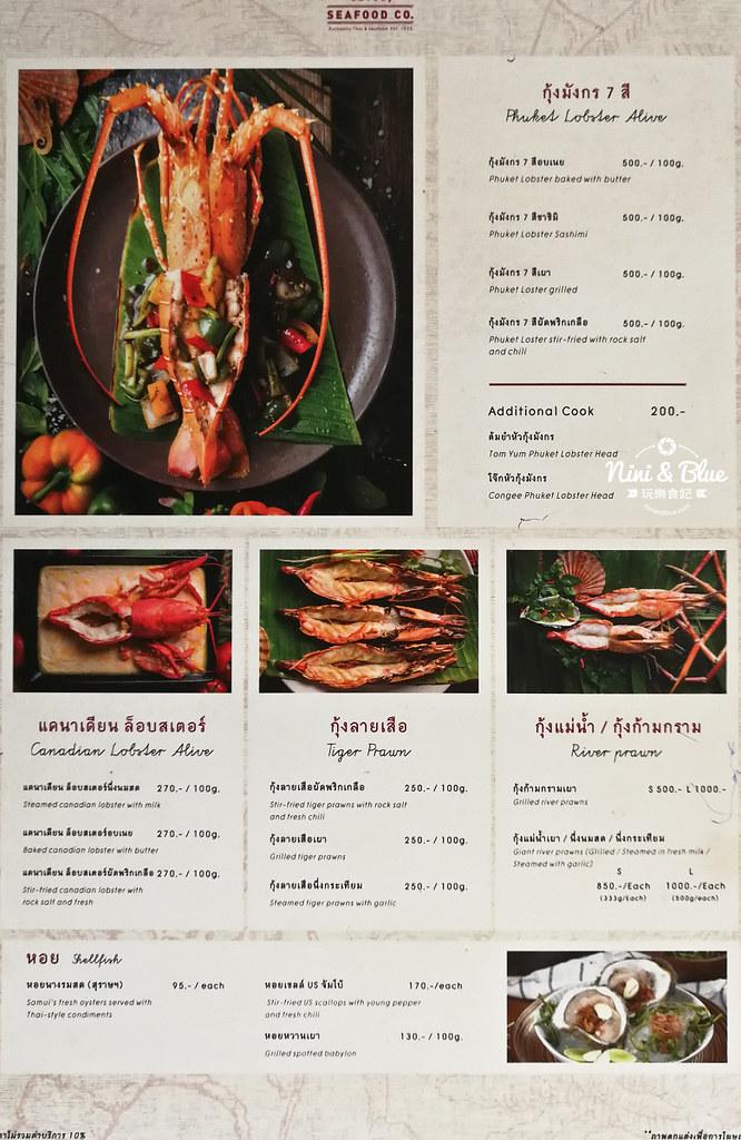 Savoey Seafood泰國曼谷海鮮餐廳 玻璃屋31