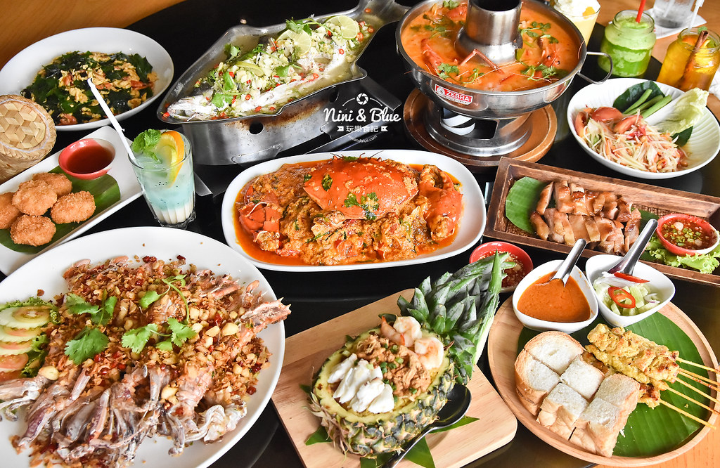 Savoey Seafood泰國曼谷海鮮餐廳 玻璃屋18