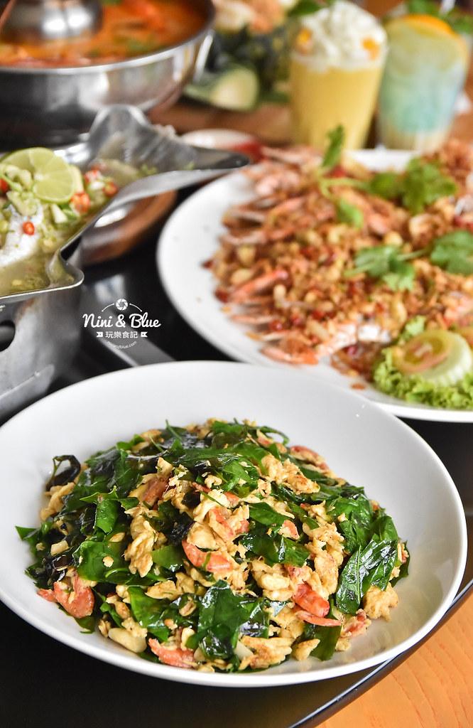 Savoey Seafood泰國曼谷海鮮餐廳 玻璃屋15