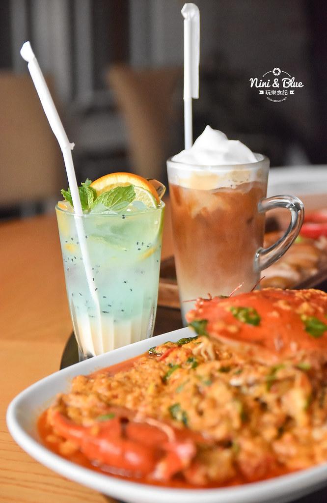 Savoey Seafood泰國曼谷海鮮餐廳 玻璃屋13