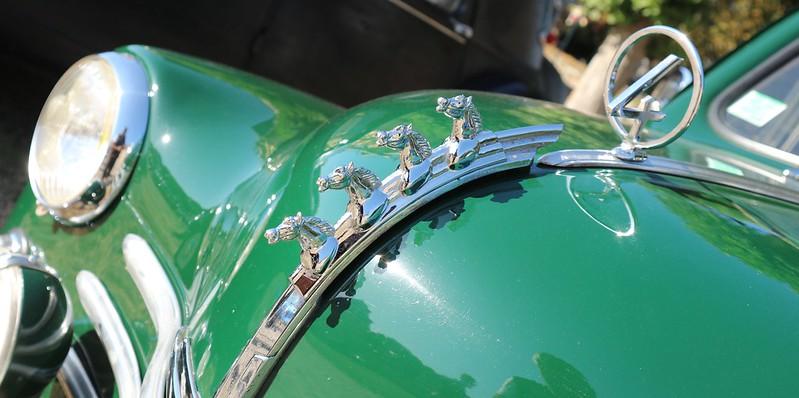 Renault 4 chevaux découvrable 9 518 exemplaires 1951/52   48769812387_d7869a6306_c