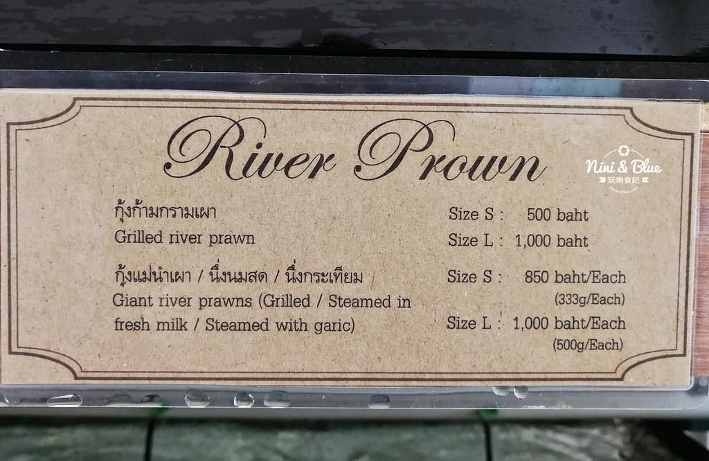 Savoey Seafood泰國曼谷海鮮餐廳 玻璃屋47
