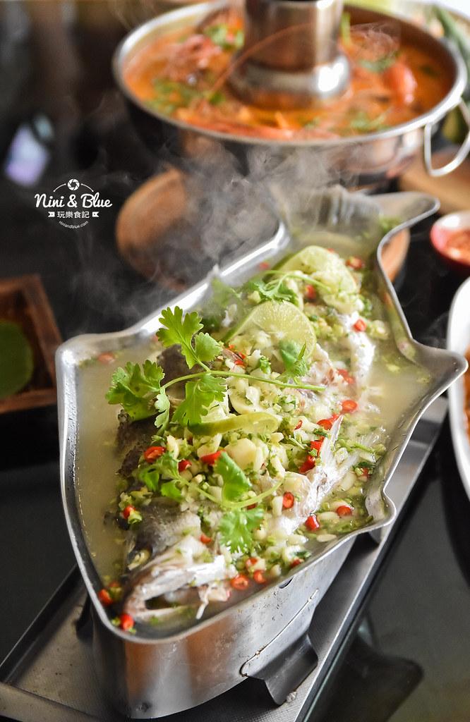 Savoey Seafood泰國曼谷海鮮餐廳 玻璃屋12