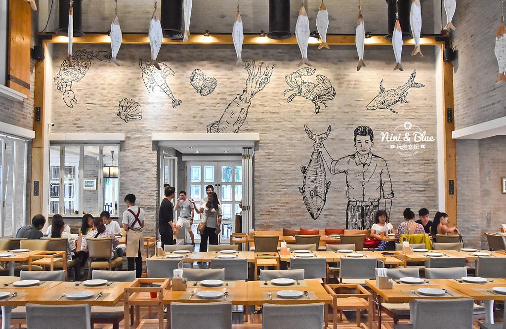Savoey Seafood泰國曼谷海鮮餐廳 玻璃屋01