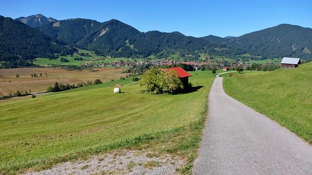 Altherrenweg Unterammergau