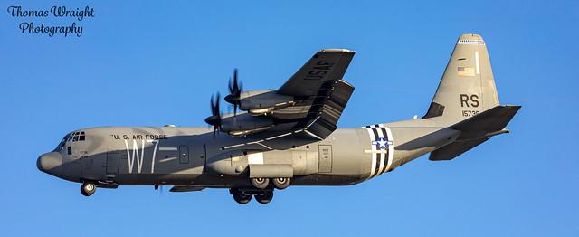 USAF C-130J Hercules