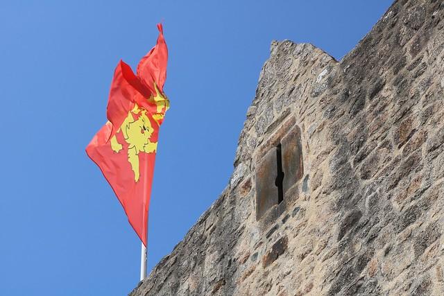 Et le vent fripon, Mont-Saint-Michel