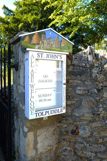St John the Baptist Church, Tolpuddle