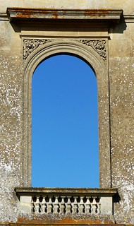 Witley Court ... another blue day.