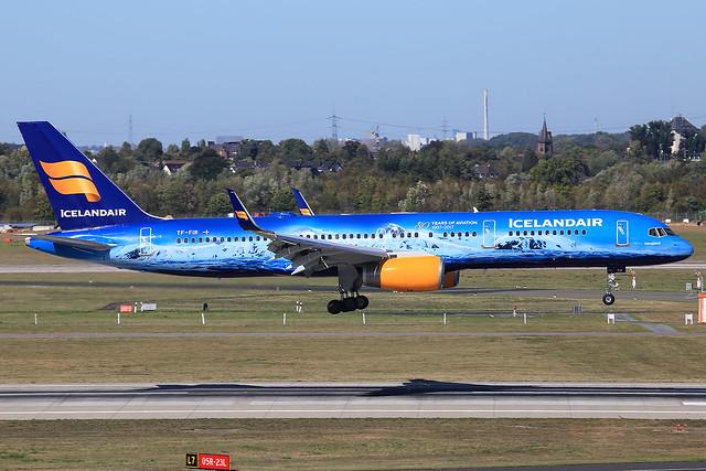 Icelandair  Boeing 757-256 TF-FIR