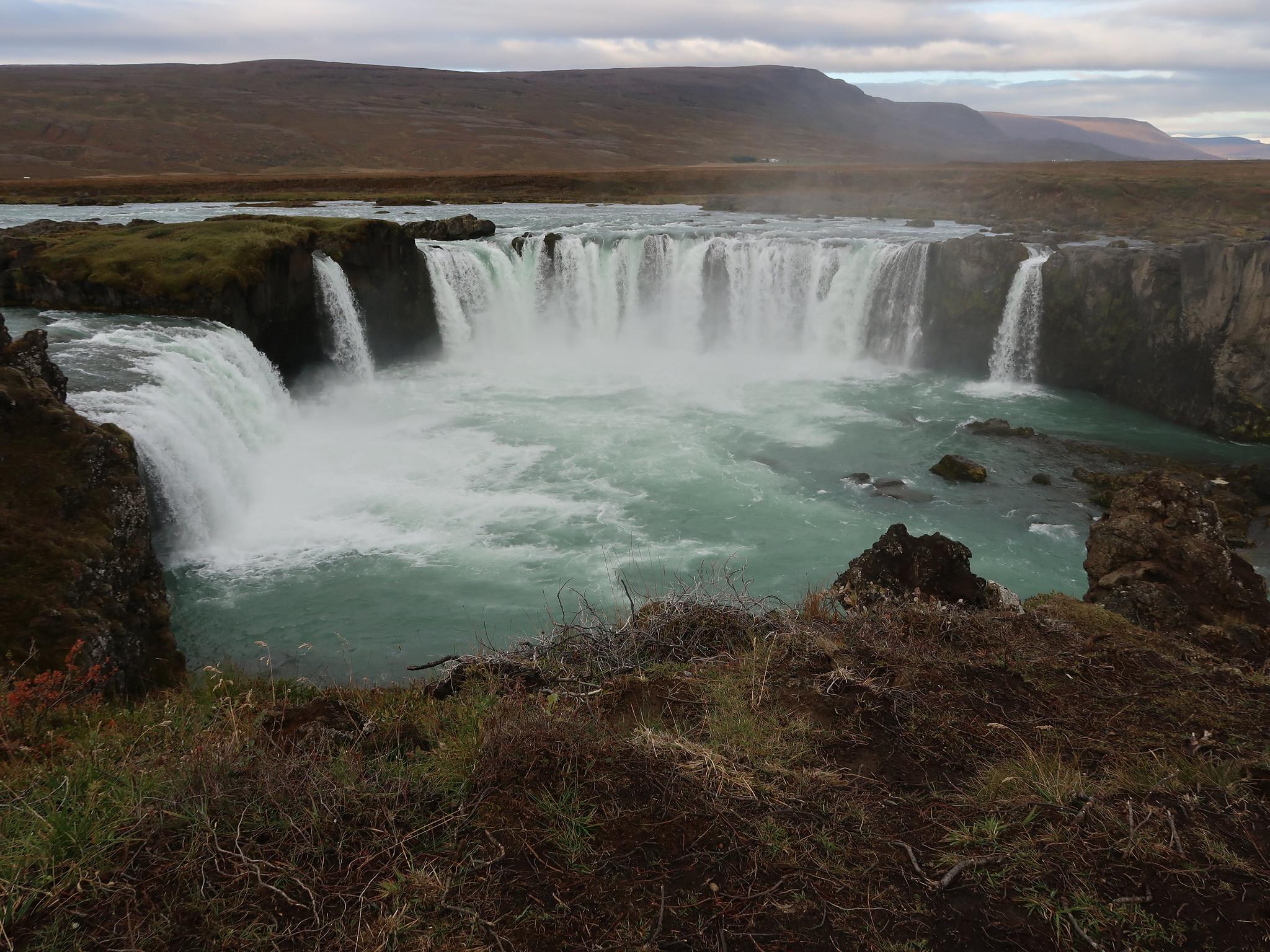 2D_volcanos_Goðafoss