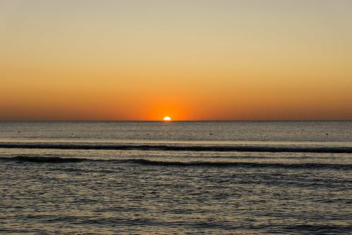 Zandvoort sunset