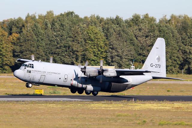 Lockheed C-130H Hercules G-273 Royal Netherlands Air Force