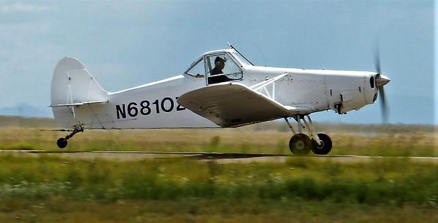 83119-23, N6810Z '63 Piper PA-25-235 Pawnee