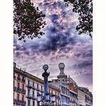21. September 2019 - 19:26 - Barcelona. Calle Pelayo- Ramblas