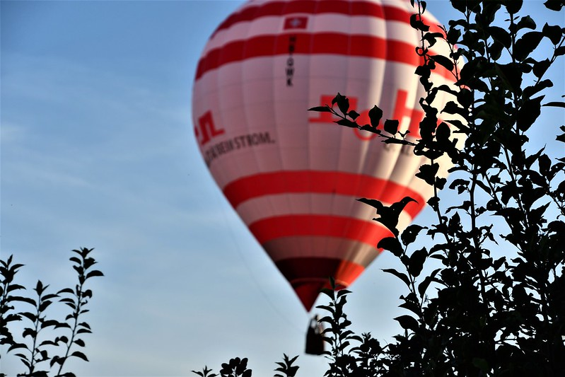 Hot Air balloon over the Estate 21.09 (2)