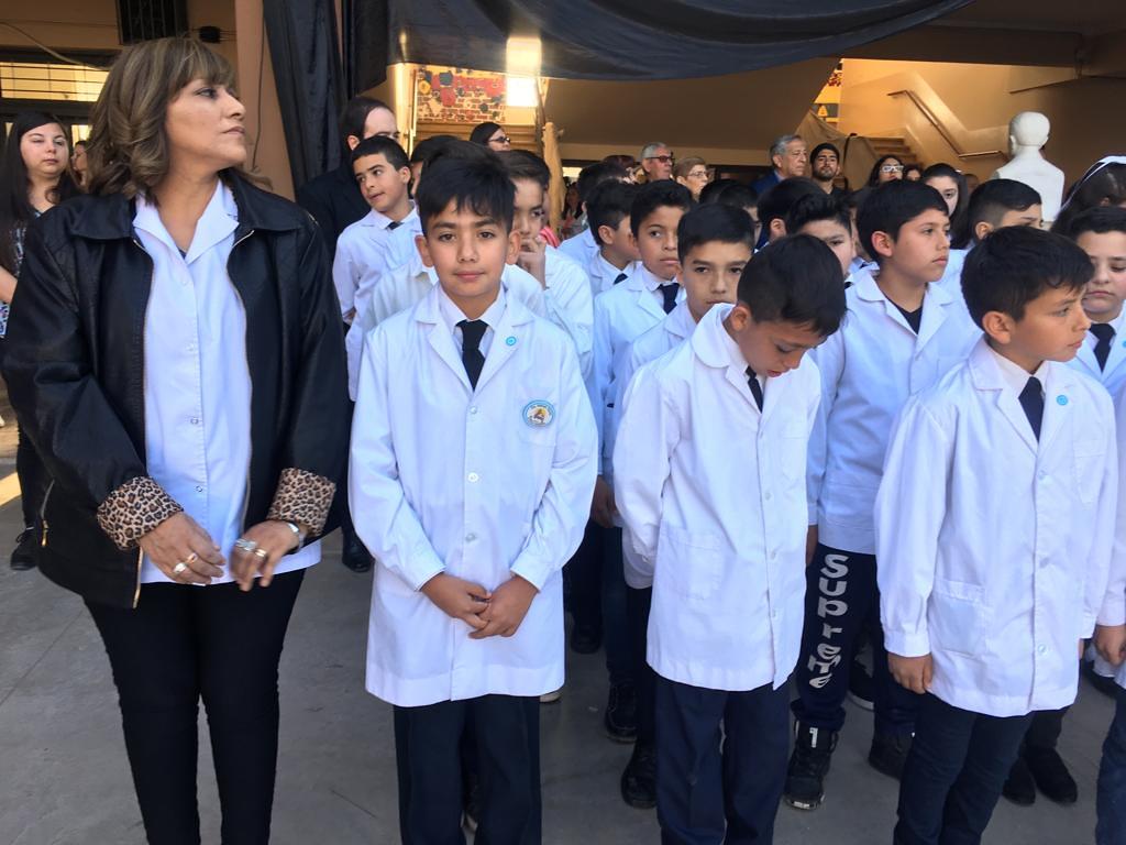 Cien primaverales años conmemoró la Escuela Antonio Torres (3)