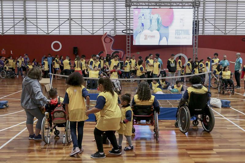 Festival Paralímpico 2019 - Região Sudeste