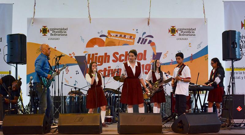High School Festival 2019