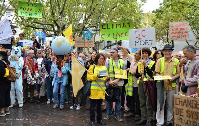 Marche pour le Climat 21 septembre 2019