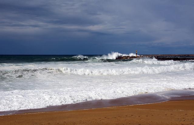 The tide is rolling in- mer forte