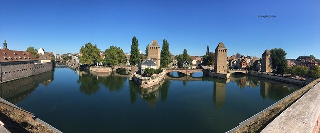 Strasbourg one of the most beautiful cities in Europe, wirth a visit