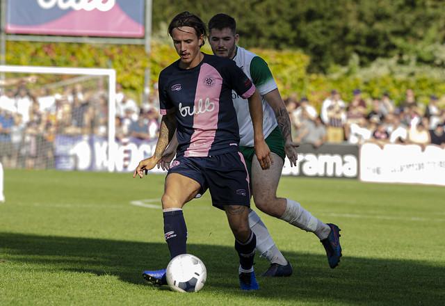 Dulwich Hamlet Vs Bognor Regis Town Emirates FA Cup