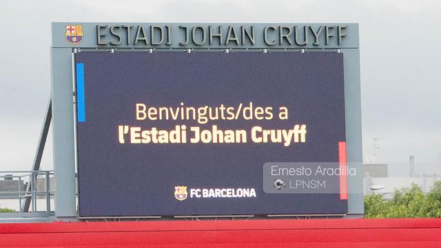 FC Barcelona - At Madrid (21-09-2019)