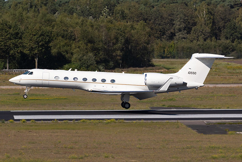 United States Air Force - Gulfstream C-37B - 11-0550 | by Jesse Vervoort