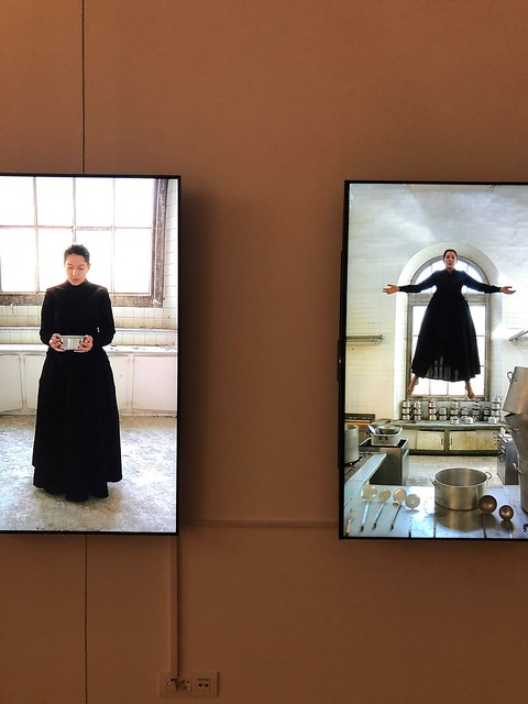 "Marina Abramović ""The Cleaner"""